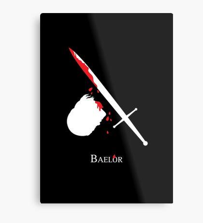 Baelor Metal Print