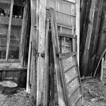 Devoted Destitution- vertical by Michiale