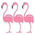 Let's Flamingle by Megan Pawlak