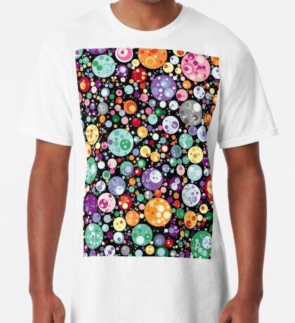 Points on a circle 018 Long T-Shirt