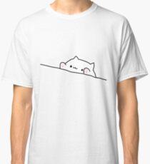 Camiseta clásica BONGO CAT - FUNNY ANIME CUTE CAT MEME