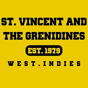 St Vincent and the Grenadines  by identiti