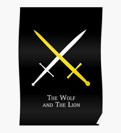 The Wolf and The Lion Poster