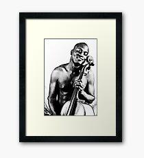 MC Framed Print