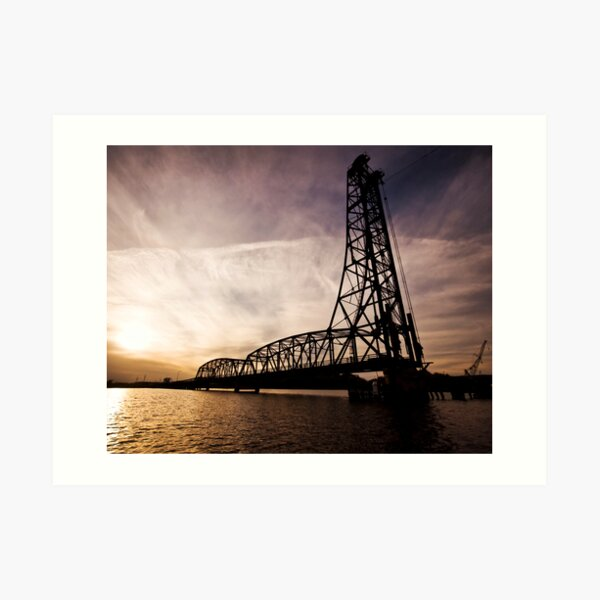 A Bridge To Beauty Art Print