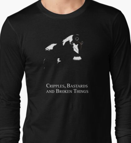 Cripples, Bastards, and Broken Things T-Shirt