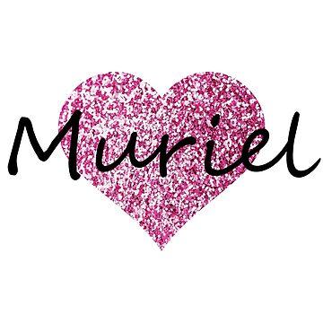 Muriel de Obercostyle