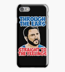 Straight to the Feelings iPhone Case/Skin
