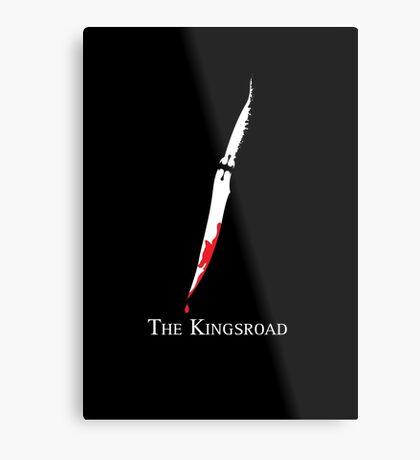 The Kingsroad Metal Print
