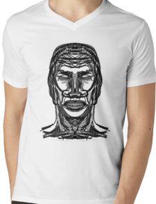 DABNOTU_GEGL_FELLA Mens V-Neck T-Shirt