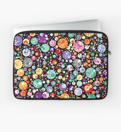 Points on a circle 018 Laptop Sleeve