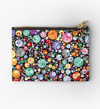 Points on a circle 018 Zipper Pouch