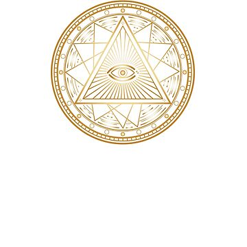 Esoteric Occult Sacred Geometry and Alchemy Gifts by manbird