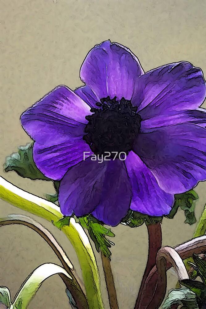 Purple Line by Fay270