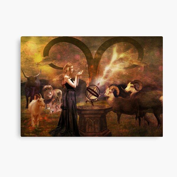 Aries - Ode To Joy Canvas Print