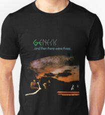 Camiseta unisex Génesis - ... Y luego fueron tres ...