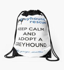 Keep Calm Drawstring Bag