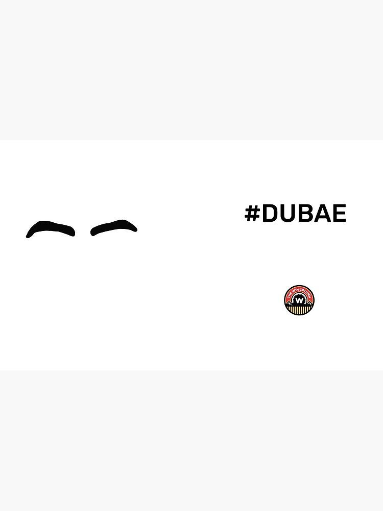 Dillon Dube Eyebrows Mug by TheWinColumn