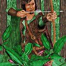 Robin Hood by Marty Jones