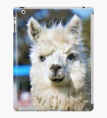 Funny and Cute Alpaca iPad Case/Skin