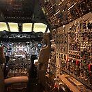 Concorde flight deck by SWEEPER