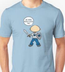 Faceless Frey Unisex T-Shirt