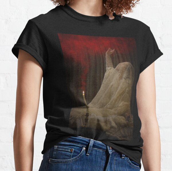The Queen Lay Dying Of Her Own Will Classic T-Shirt