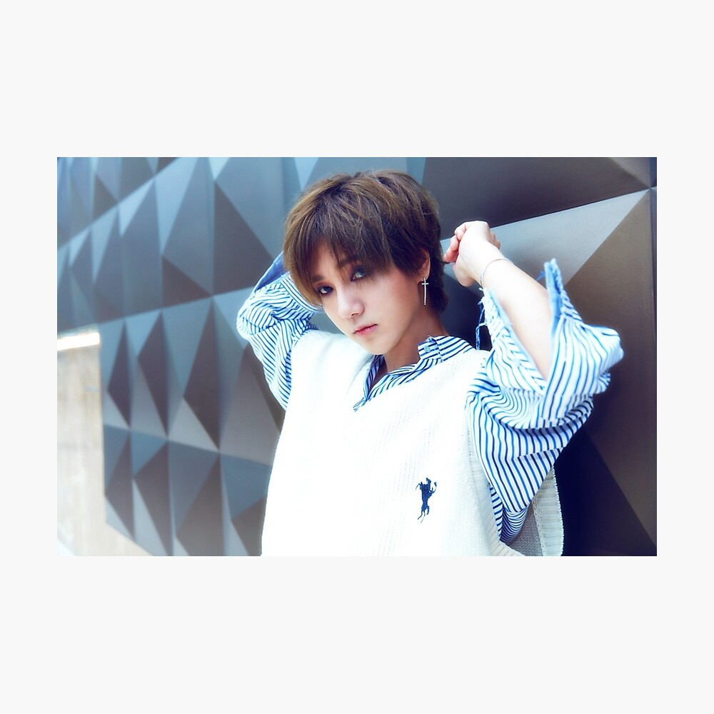Yesung SuperJunior Fotodruck
