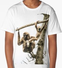 Monkey Long T-Shirt