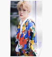 JIN BTS Poster