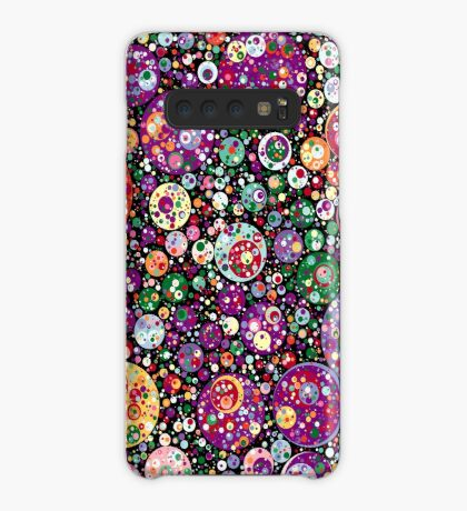 Points on a Circle 016a Case/Skin for Samsung Galaxy