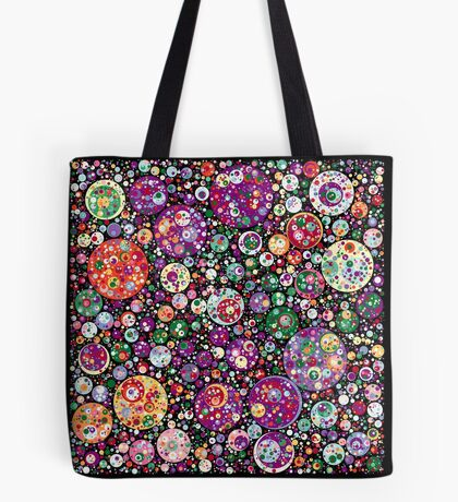 Points on a Circle 016a Tote Bag