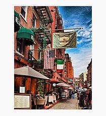 Little Italy, New York Photographic Print