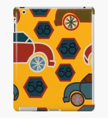 Antique Cars iPad Case/Skin
