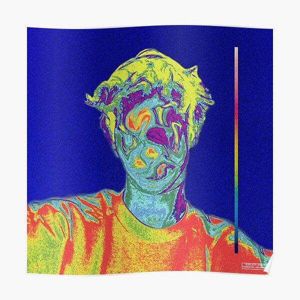 Brockhampton Iridescence Matt Poster