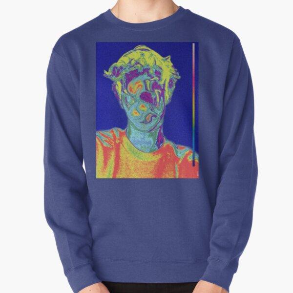 Brockhampton Iridescence Matt Pullover Sweatshirt