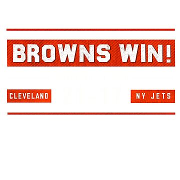Browns Win! by 13471