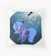The Pwincess of the Night! Throw Pillow