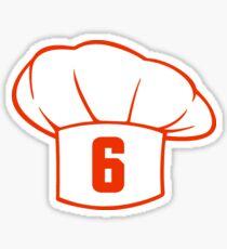 Chef Mayfield Sticker