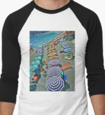 Summer at Monterosso Beach Italy T-Shirt