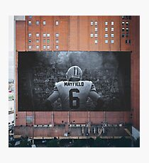Mayfield Era in Cleveland Photographic Print