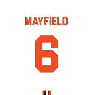 BROWNS SPECIAL - MAYFIELD T SHIRT by MelanixStyles