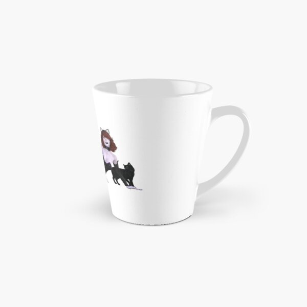 Undead Angels: Vampire Cat Girl Tall Mug