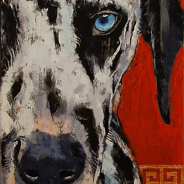 Dalmatian by michaelcreese