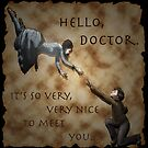 Hello, Doctor. by Paige Thulin