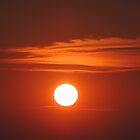 Orange sky by annAHorton