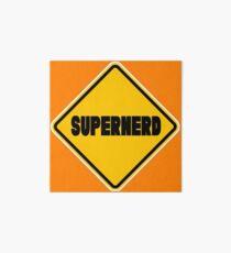 Supernerd Art Board