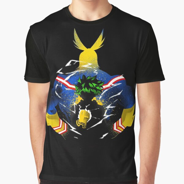 All-MIght! Graphic T-Shirt