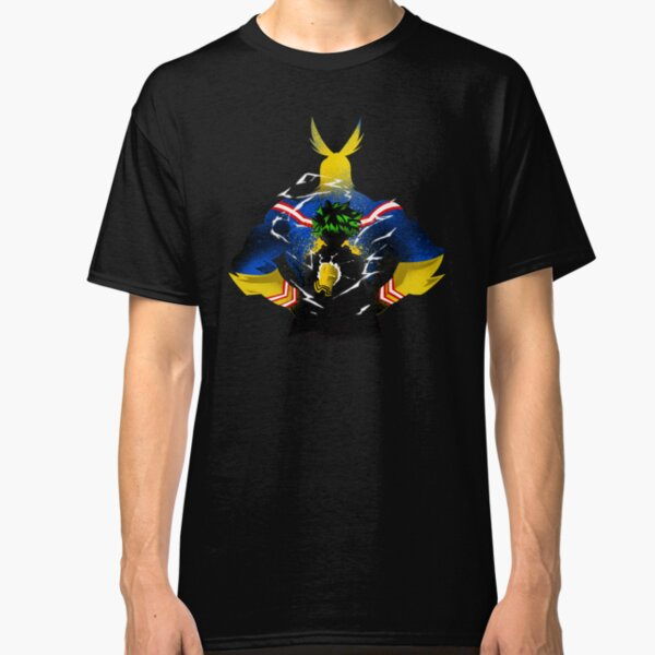 All-MIght! Classic T-Shirt