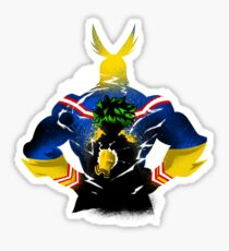 All-MIght! Sticker